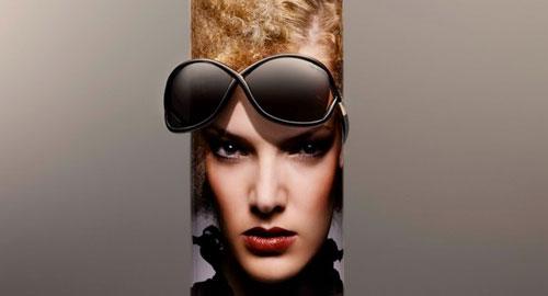 メガネのおしゃれなディスプレイ方法