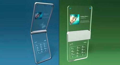 プロダクトデザイン: 次世代携帯電話デザイン