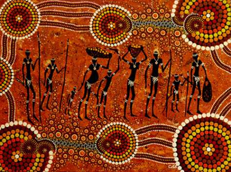 aboriginal art colin