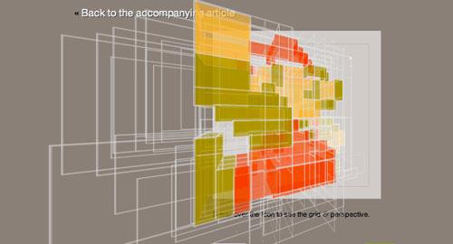 CSSで作られた3Dのマリオ