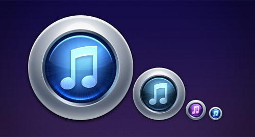iTunes 10のアイコン