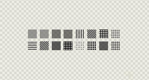 地味に使えるPhotoshopパターン