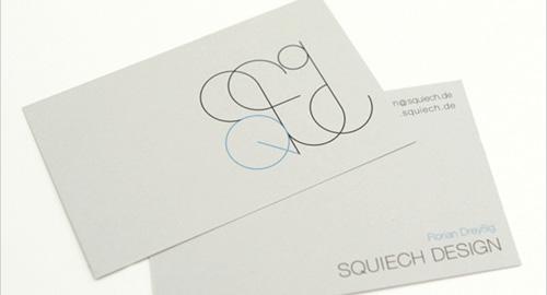 グラフィックデザイン: ミニマルやシンプルなデザインの参考になりそうな名刺