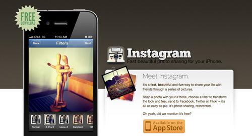 「Instagram」の舞台裏
