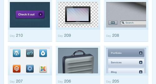 Photoshop: PSDファイルのテンプレートがダウンロードできるサイトのまとめ