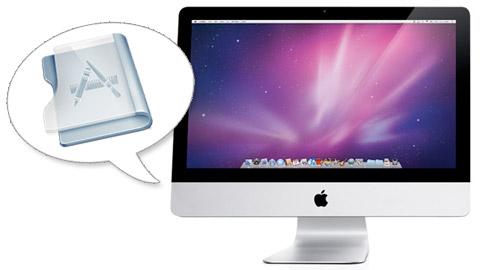 mac アプリケーション