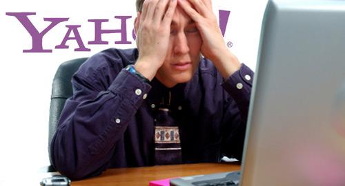 Yahooはついにどん底, 社内は最悪の混乱状態