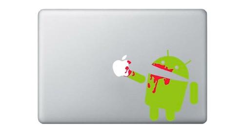 MacBook用ステッカー