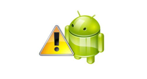 Androidアプリから情報流出の恐れ