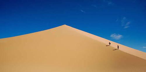 ため息が出るほど美しい砂漠の写真