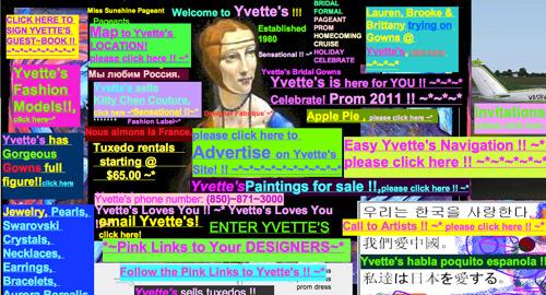 Yvette's Wedding Dresses