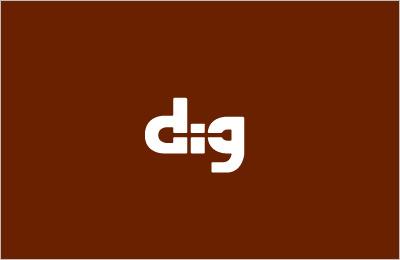ネガティブスペースを使ったロゴデザイン