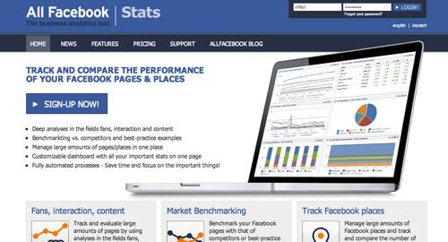 AllFacebook Stats