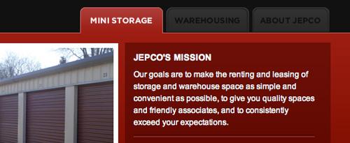 Jepco Storage