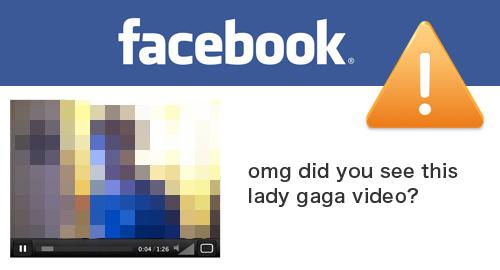 Facebookにポルノや暴力画像が突然氾濫、ユーザーから苦情殺到