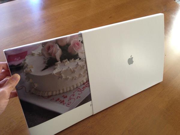 Mac標準ソフトのiPhotoで作る写真集がヤバい