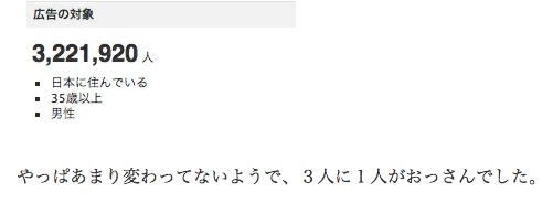 日本のFacebookについて調べてみてびっくりしたこと