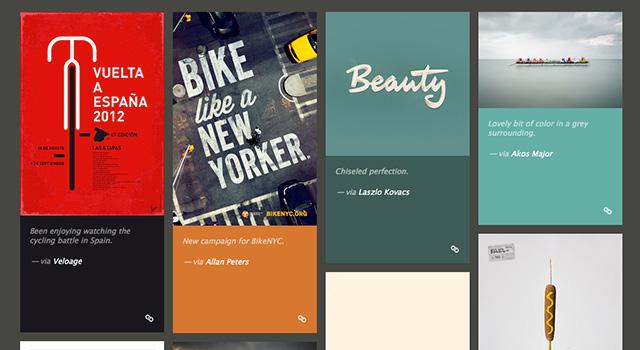 『見たことも無いデザイン』を探すことが出来そうなサイト色々