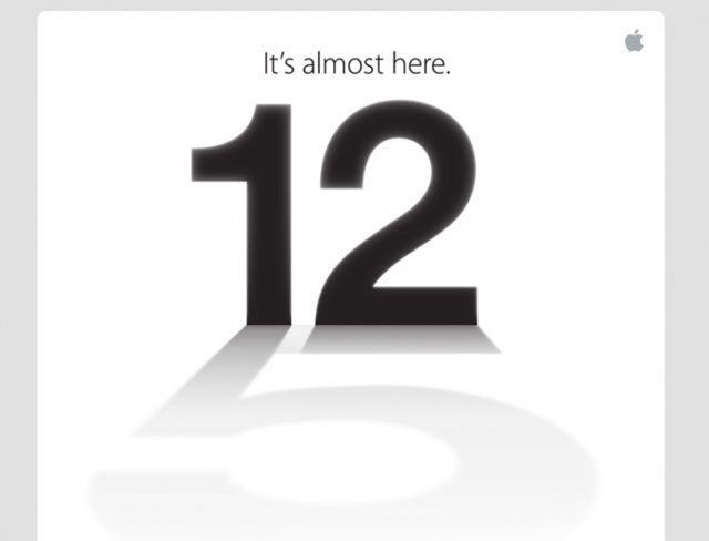 Appleが発表会を予告