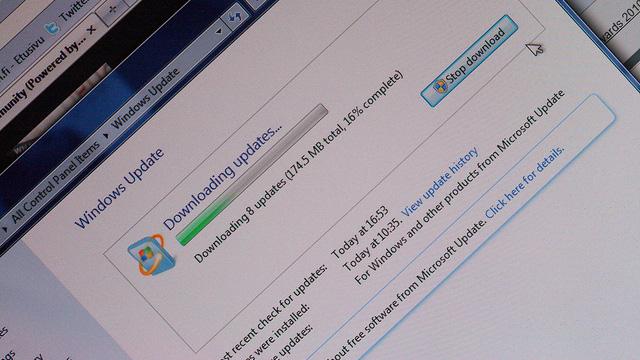 Windows Updateによる強制再起動の日程に気をつけろ