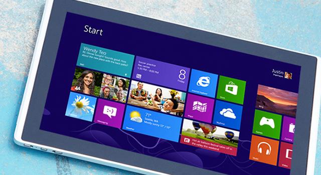 Windows 8のUI、ユーザビリティを抑圧
