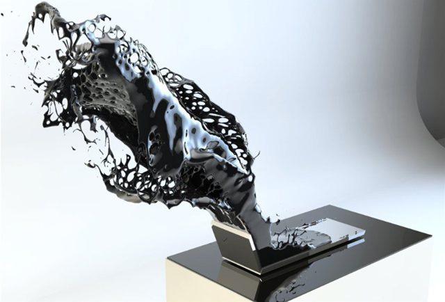 彫刻家が3Dプリンタを使いこなすと