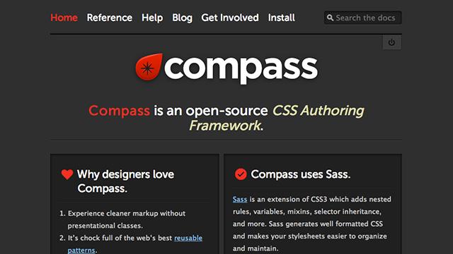 Compass公式サイト