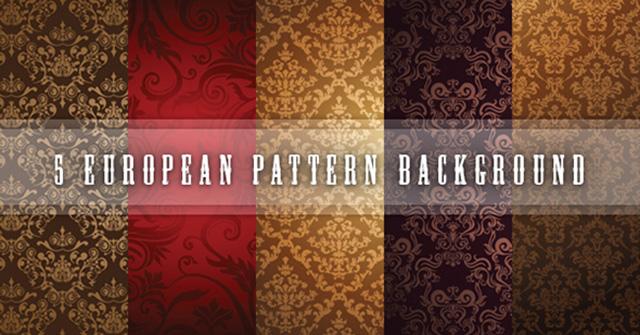 European-patten