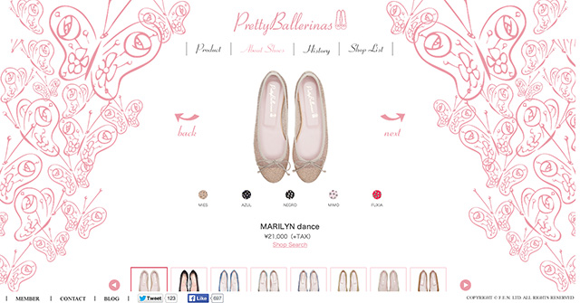 Pretty-Ballerinas