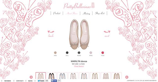 Pretty-Ballerinas