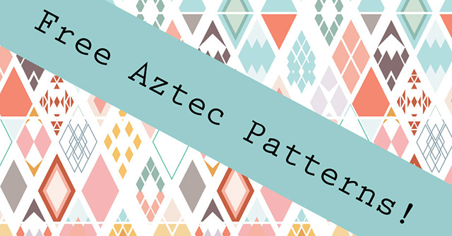 Cute Aztec Designs and Patterns