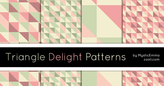 triangle_delight_patterns
