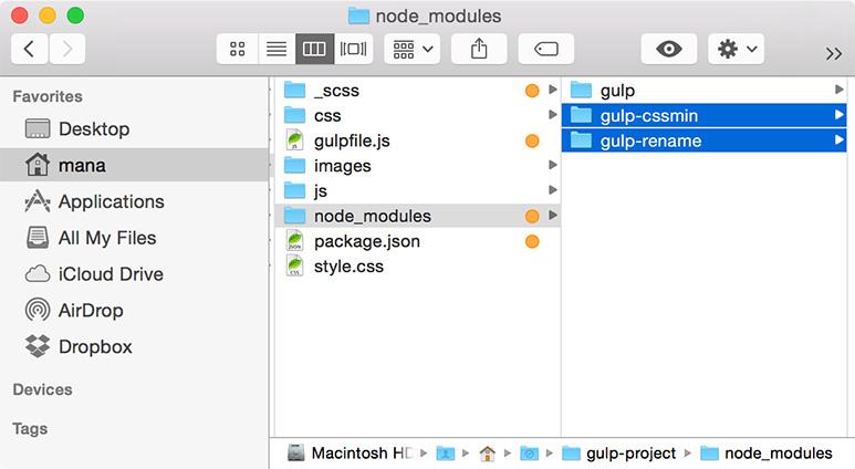 gulp-plugins