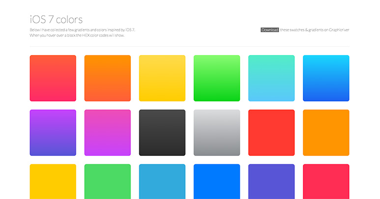 ios7-colours