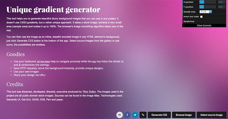 gradient-generator