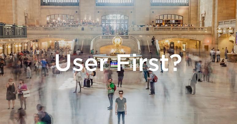 user-first