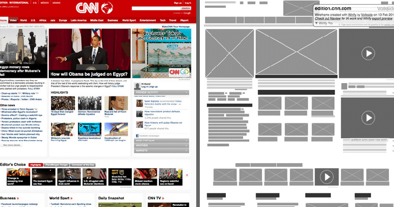 bookmarklet-wireframe