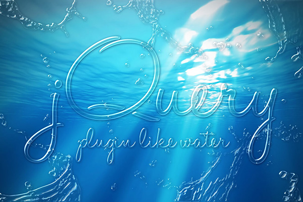 jquery-water